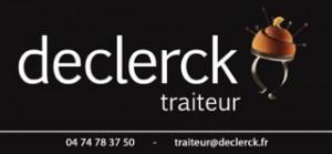 Logo declerck traiteur